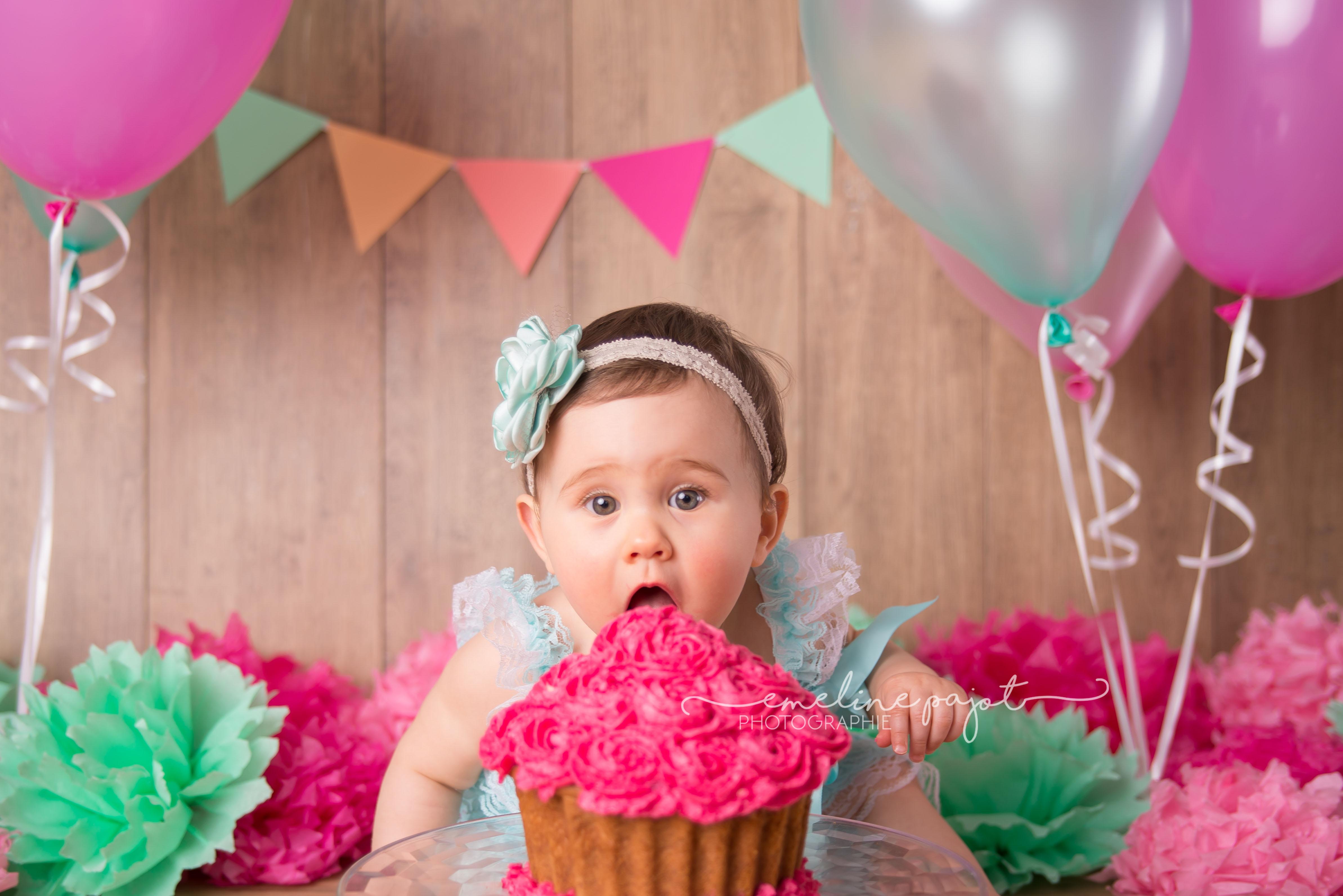 """Photographie """"Smash the cake"""", c'est quoi cette nouveauté ?"""